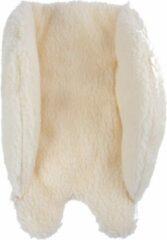 Plus Fietszitje-inlay Baby Schaap 35 Cm Wit