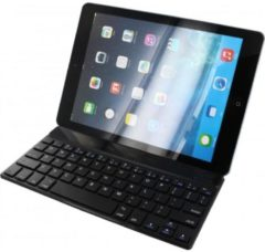 Blauwe Xccess Bluetooth Keyboard Stand Case Universal 9 Dark Blue