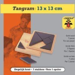 Bruine Engelhart Longfield Games Tangram - Hout