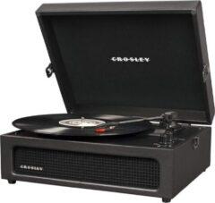 Crosley Voyager Black platenspeler met Bluetooth