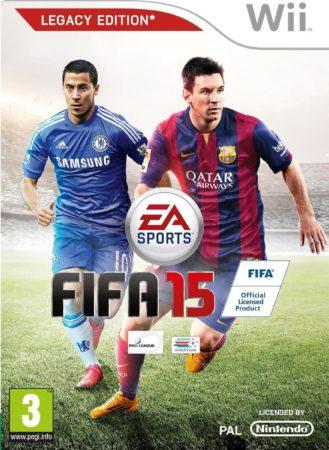 Afbeelding van Electronic Arts FIFA 15 Legacy Edition, Nintendo Wii