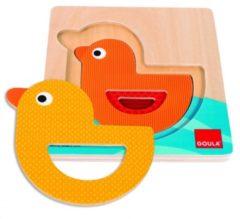 Jumbo Spiele GmbH Goula Eend Puzzel - Houten Kinderpuzzel