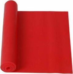 DW4Trading® Elastische weerstandsbanden fitness rood