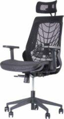 D2D Ergonomische Bureaustoel ERGO-2 - Zwart