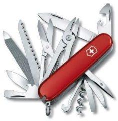 Rode Victorinox Handyman 1.3773 Zakmes Aantal functies 24 Rood