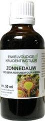 Natura Sanat Drosera rotundfolia hrb / zonnedauw tinctuur 50 Milliliter