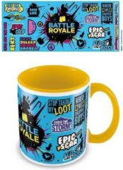 ABYSTYLE GAMING - Coloured Inner Mug - Battle Royal