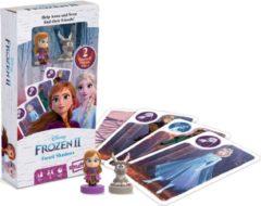 Disney Frozen 2 kaartspel - 2 mini figuurtjes (Anna en Sven)