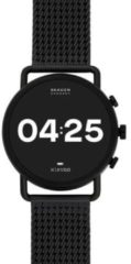 Zwarte Skagen Connected Falster 3 Gen 5 Heren Display Smartwatch SKT5207