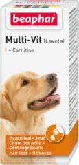 Beaphar Multi-Vit Hond - Voedingssupplement - Huid - Vacht - 20 ml - Hondenvoer