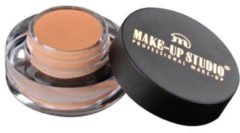 Blauwe Make-up Studio Compact Neutralizer Concealer - Blue 1 (Blue/Soft Peach)