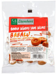Damhert | Fallow Deer | Babalu Sweets | Caramel | Lose Weight Quickly Without Fuss