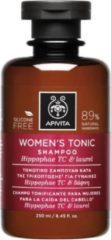 Apivita Womens Tonic Shampoo With Hippophae Tc And Laurel 250ml