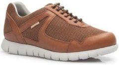 Bruine Lage Sneakers Calzamedi DIABETISCHE SPORTLEGGING 2147