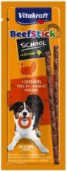 Vitakraft Beefstick School - Hondensnacks - Gevogelte Rund 20 g