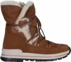 Olang Snowboots - Maat 37 - Vrouwen - bruin/creme/zwart