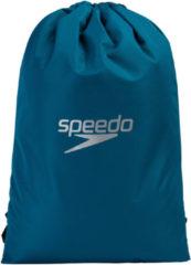 Speedo Zwembadtas 15 Liter Polyester Blauw