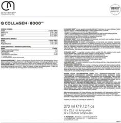 Hech Q Collagen Nahrungsergänzungsmittel 12.0 pieces