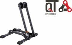 Zwarte Cycle Tech Fietsstand Deluxe