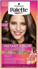 Z Palette Palette - Instant Color Shampoo For Hair Coloring Washable 15 Nougat Bronze 25Ml
