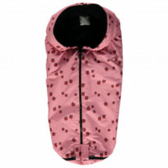 Smafolk - Kid's Sleeping Bag Apple maat One Size, roze/rood/zwart