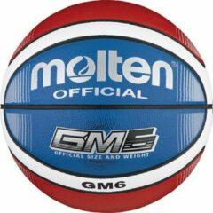 Rode Molten Basketball BGMX6C RotWeiBlau