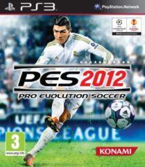 Konami PES 2012 (Pro Evolution Soccer 2012)