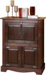 Henke Collection Henke-Möbel Barschrank Mexican 3510
