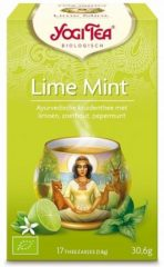 Yogi Tea Yogi Thee Lime Mint
