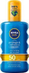 Nivea Sun Protect And Refresh Spray Spf50 200ml