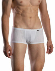 Witte Boxers Olaf Benz Shorty RED1871