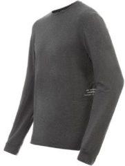 Grijze T-Shirt Lange Mouw New Balance NBMT91252HC