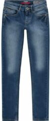 Blauwe Vingino super skinny jeans Bettine blue vintage