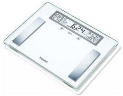 Beurer BG 51 XXL Analyse-personenweegschaal Weegbereik (max.): 200 kg Wit, RVS