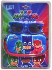 Disney Zonnebril Pj Masks Junior One-size Blauw