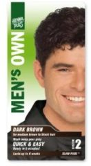 Mens Own Hennaplus Men's Own Dark Brown - Haarverf