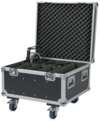 DAP Audio DAP LCA-PAR3 Flightcase voor 8 Showtec Compact Par armaturen Home entertainment - Accessoires