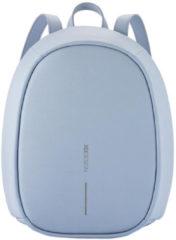 Lichtblauwe XD Design Bobby Elle anti-diefstal dames rugzak - Anti-theft backpack - Licht Blauw