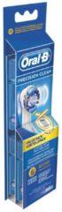 Braun Aufsteckbürste Precision Clean 6er, Elektrische Zahnbürste