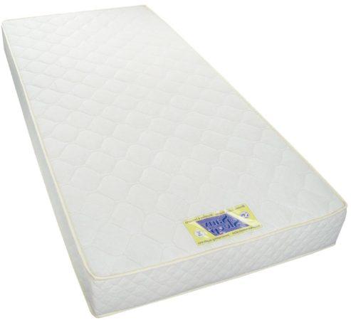 Afbeelding van Witte Woood Matras Bonell / Polyether 90 x 200 cm - Wit