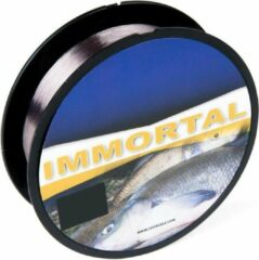 Grijze JVS Immortal - Nylon - 0.25 mm - 5.45 kg - 300 m