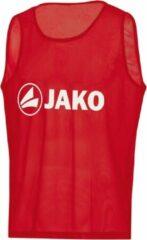 Jako - Marking vest Classic 2.0 - Rood - Algemeen - maat Junior