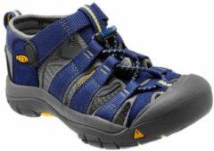 Blauwe Keen outdoor sandalen Newport H2 kids