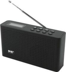 Wörlein DAB150SW sw (10 Stück) - DAB+/UKW-RDS-Pocketradio Akku,Festsendersp. DAB150SW sw