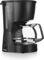 Zwarte Tristar CM-1246 Koffiezetapparaat 600W Schenkkan 0.6 L