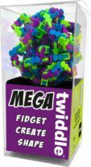 Paarse Mega Twiddle Toys Multi Purple - Fidget - Speelgoed