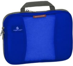 Eagle Creek Pack-It Compression Half Cube komprimierbarer Packsack Volumen 3,5 blue sea