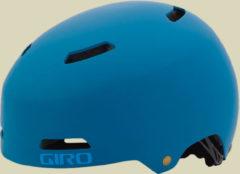 Giro Quarter FS Unisex Fahrradhelm Kopfumfang L 59-63 cm mat blue teal