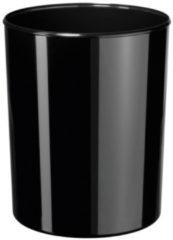 HAN Papiermand i-Line 18130-13 13 l (Ã x h) 240 mm x 300 mm Styreen-methyl-methacrylaat Zwart 1 stuks