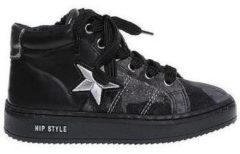 Hoge Sneakers Hip Shoestyle . kinderschoenen . grijs